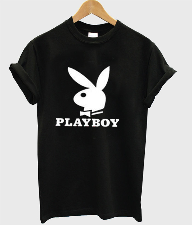Playboy Logo T-Shirt