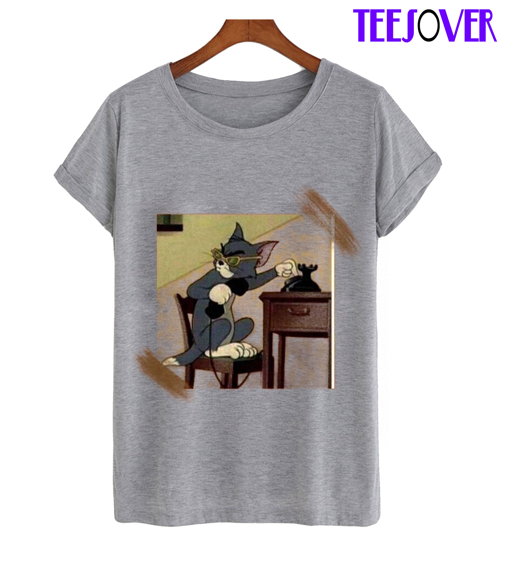 Anime Tom & Jerry T-Shirt