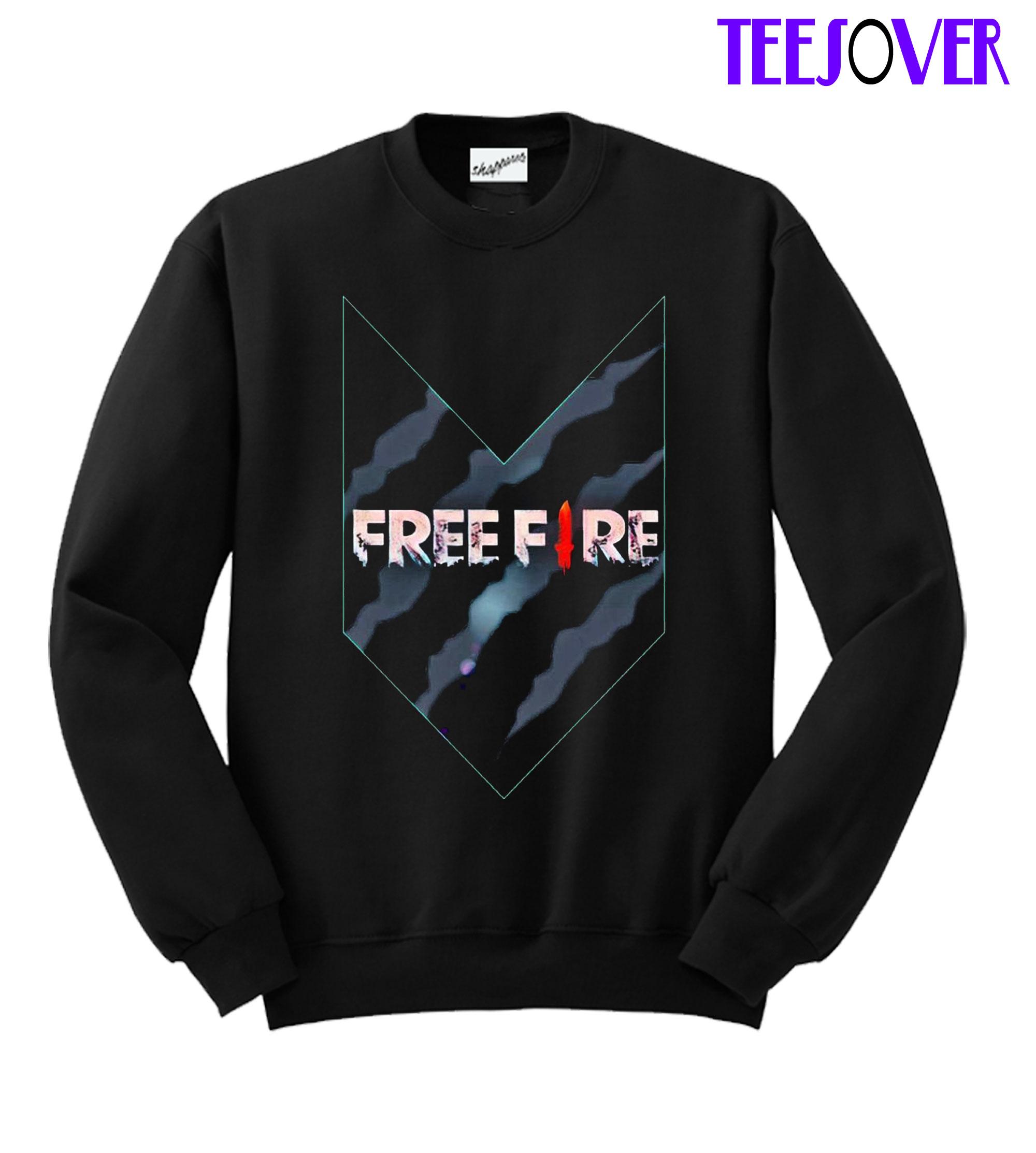 Fee Fire SweatShirt