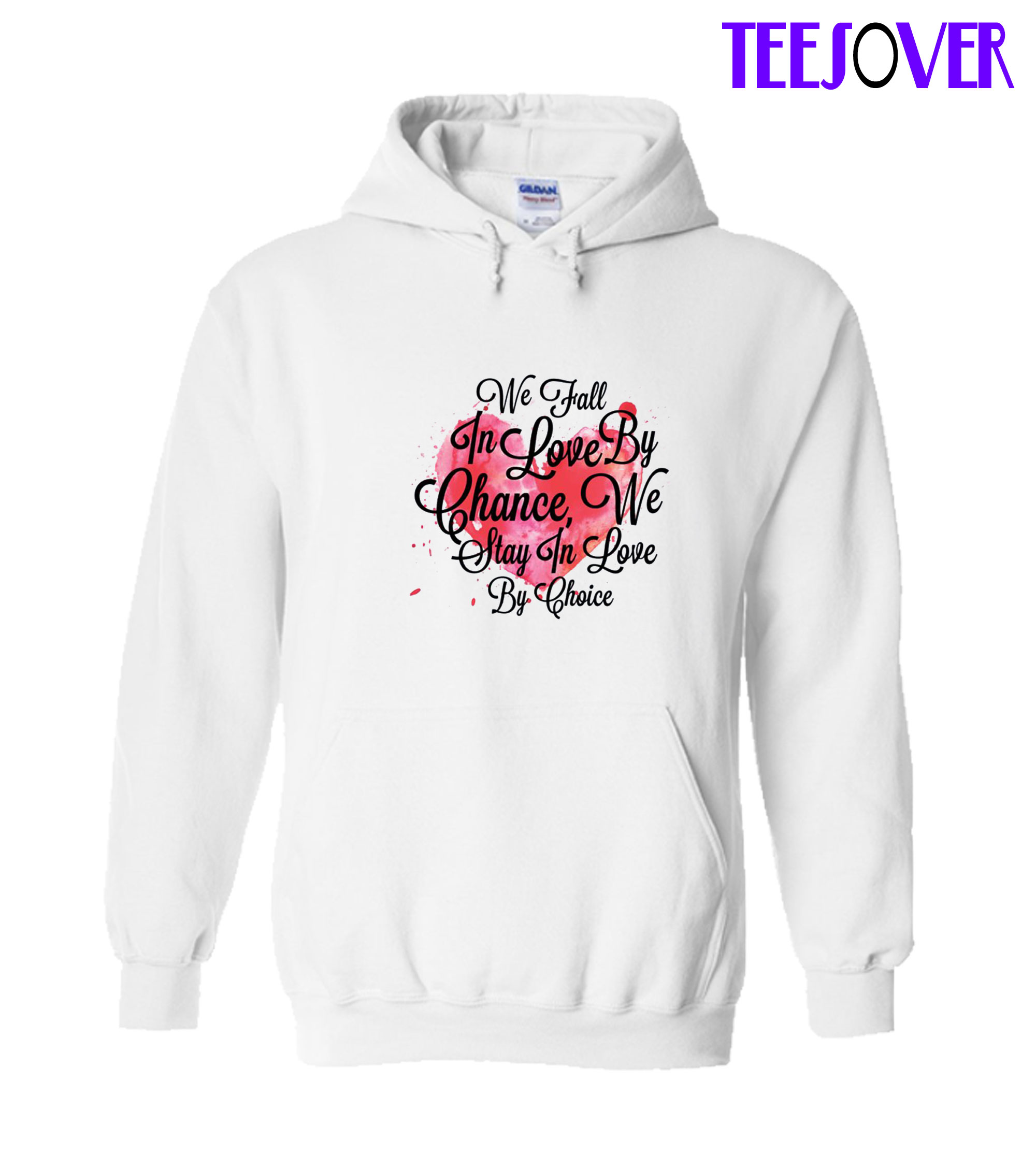 Wee Fall In Love By Chance Hoodie
