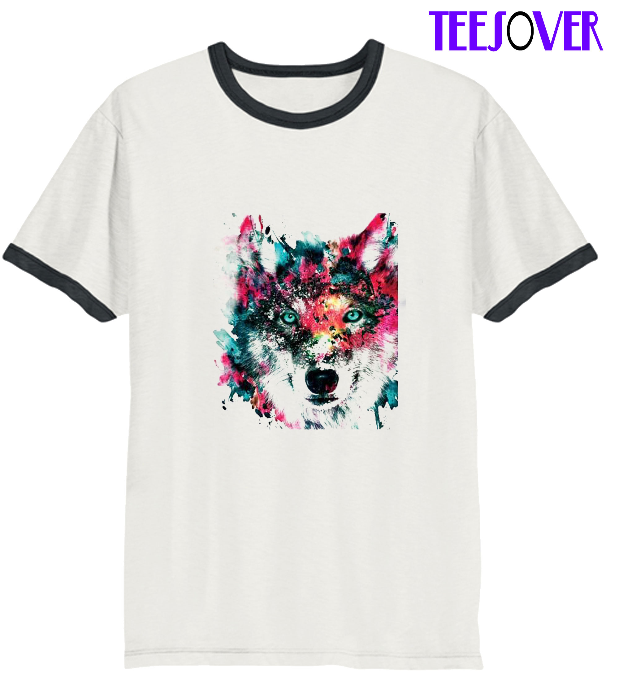 Wofl Ringer T-Shirt