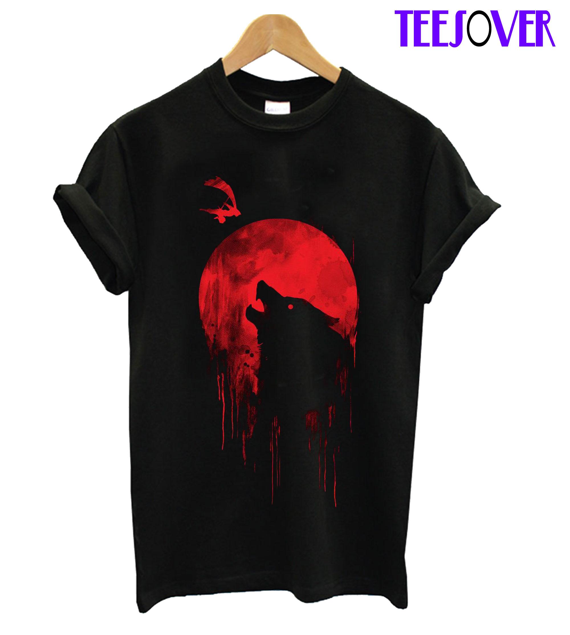 Wolf Hunting T-Shirt