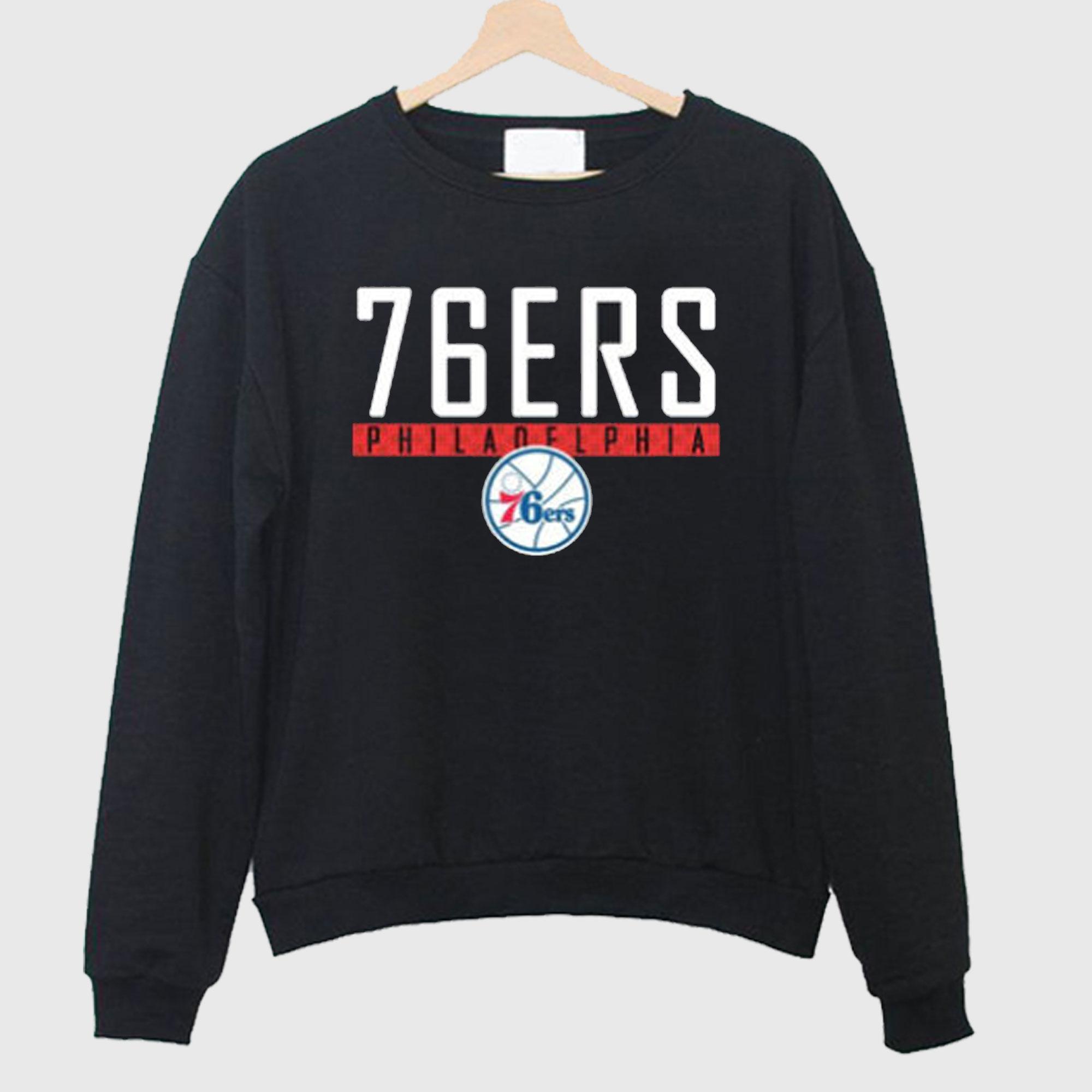 76ers Sweatshirt