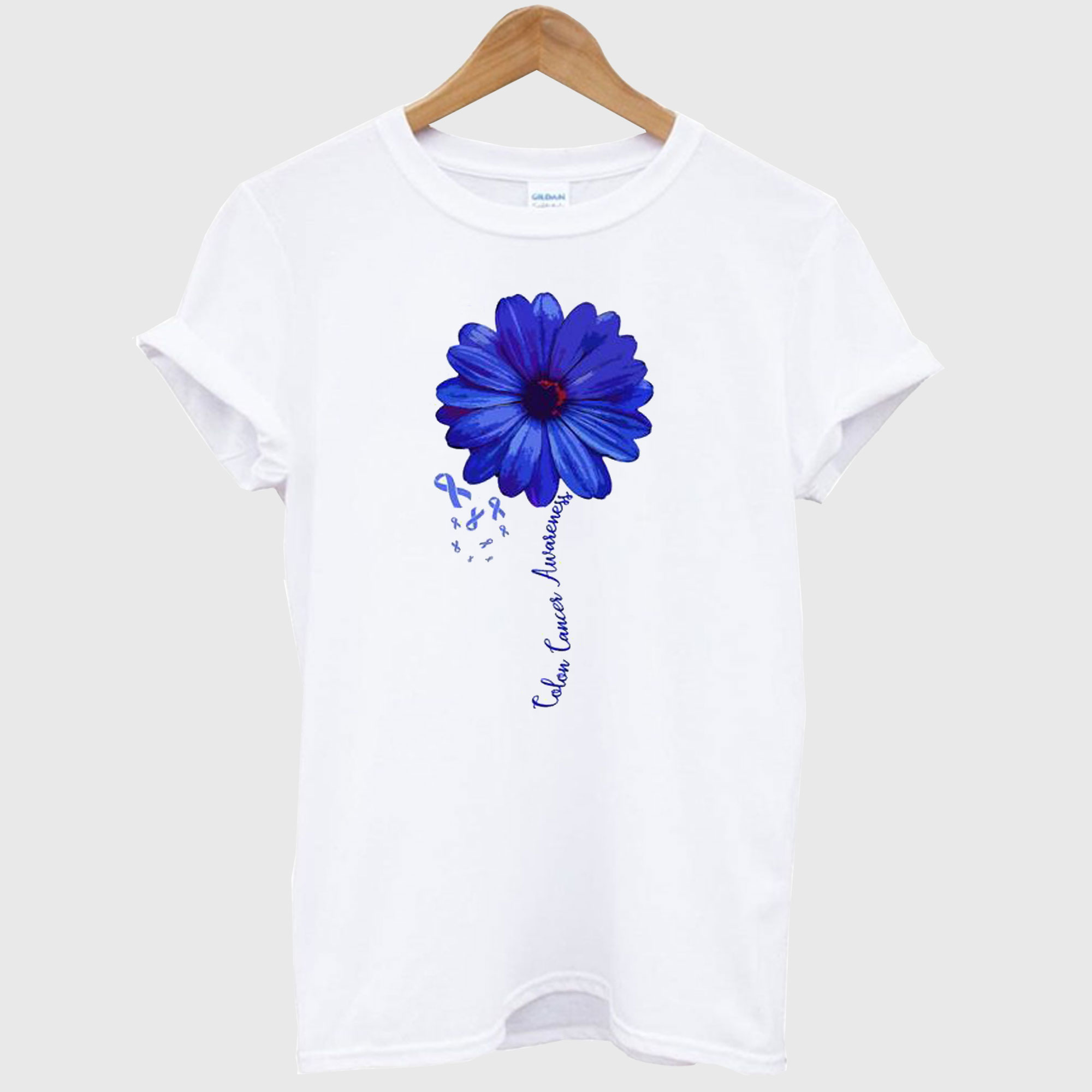 Amazing Good Quality And Trusted Colon Cancer Awareness T Shirt