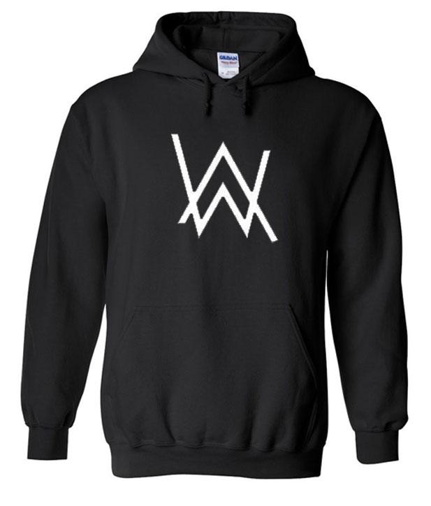 Alan Walker Logo Hoodie