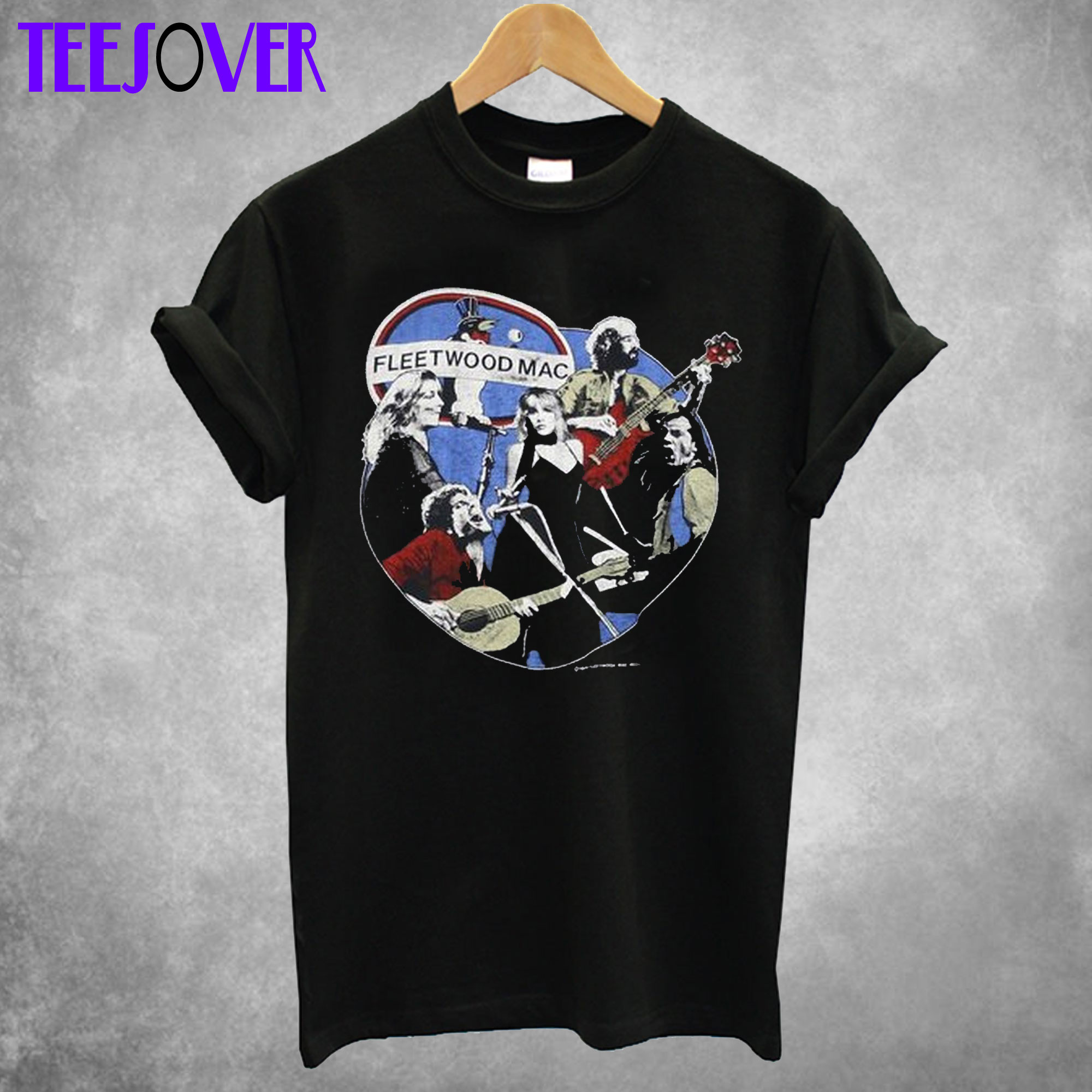 Fleetwood Mac Vintage 1979 The Concert T-Shirt