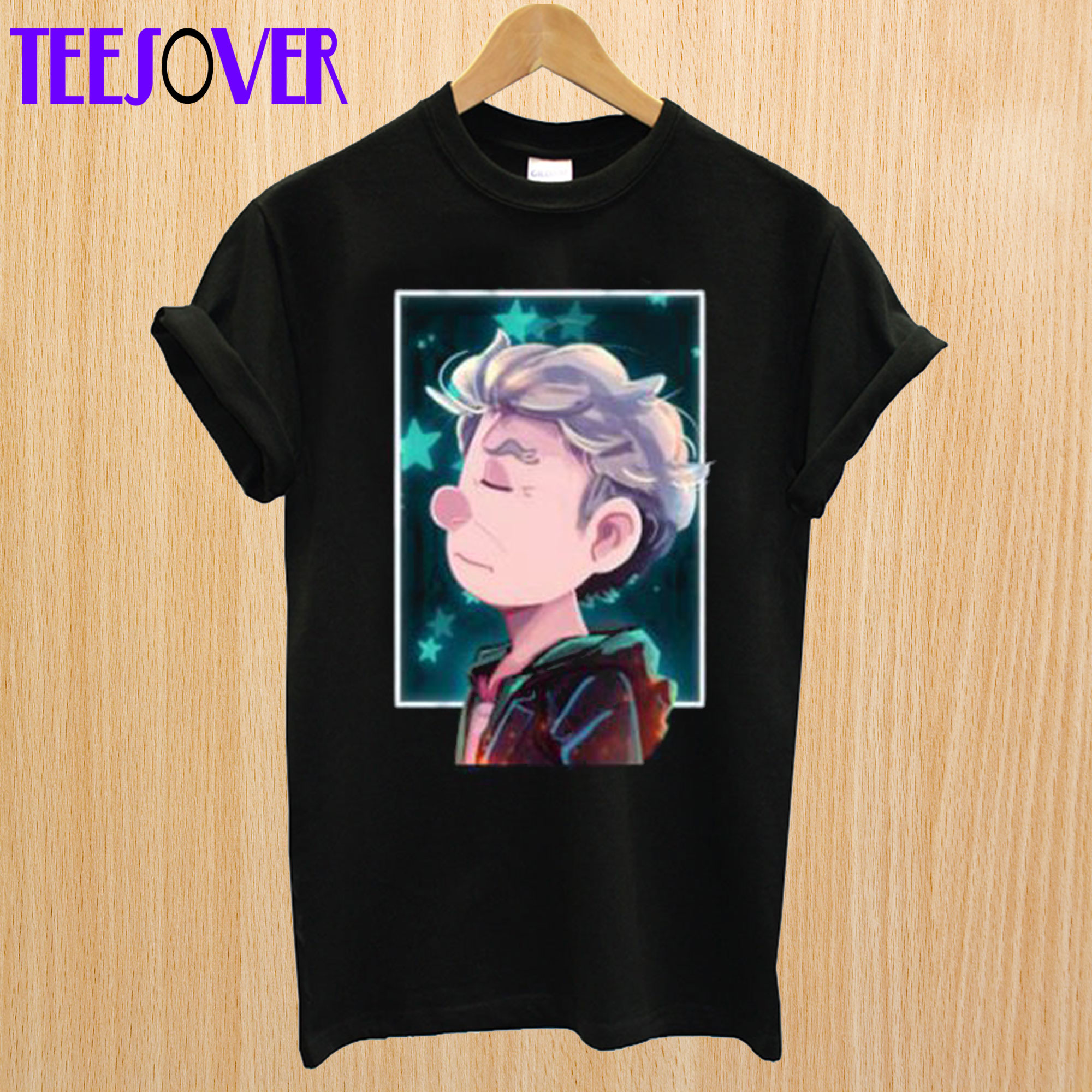 12th Doctor and Stars T-Shirt