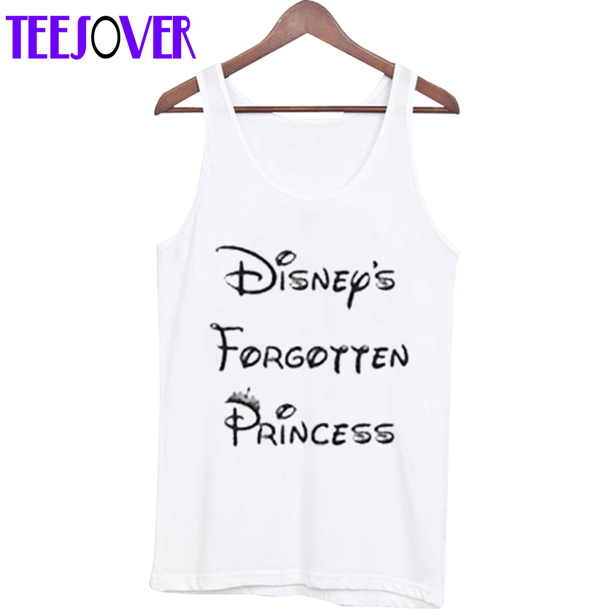 Disney's Forgotten Princess Tank Top