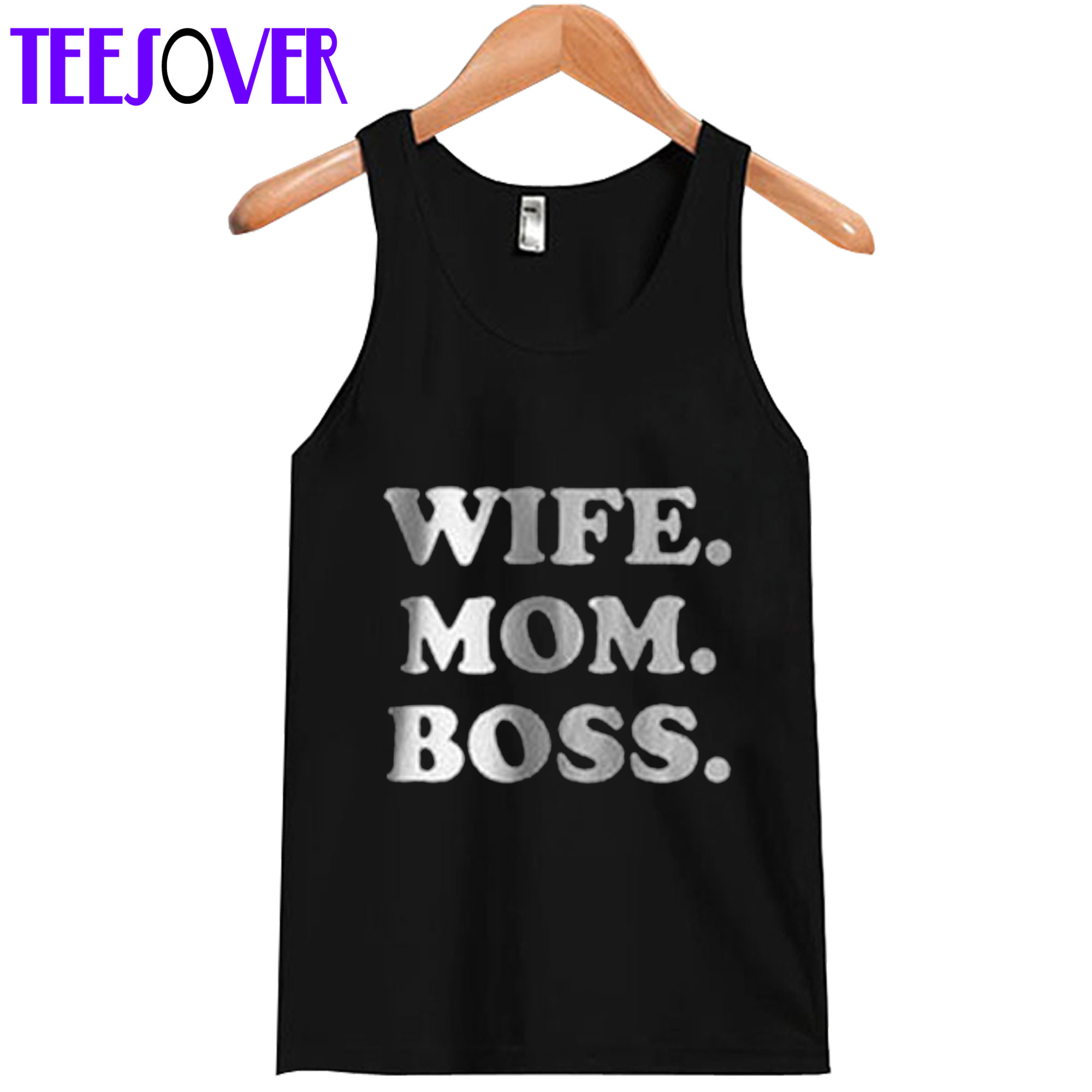 Mom Life Boss Tank Top