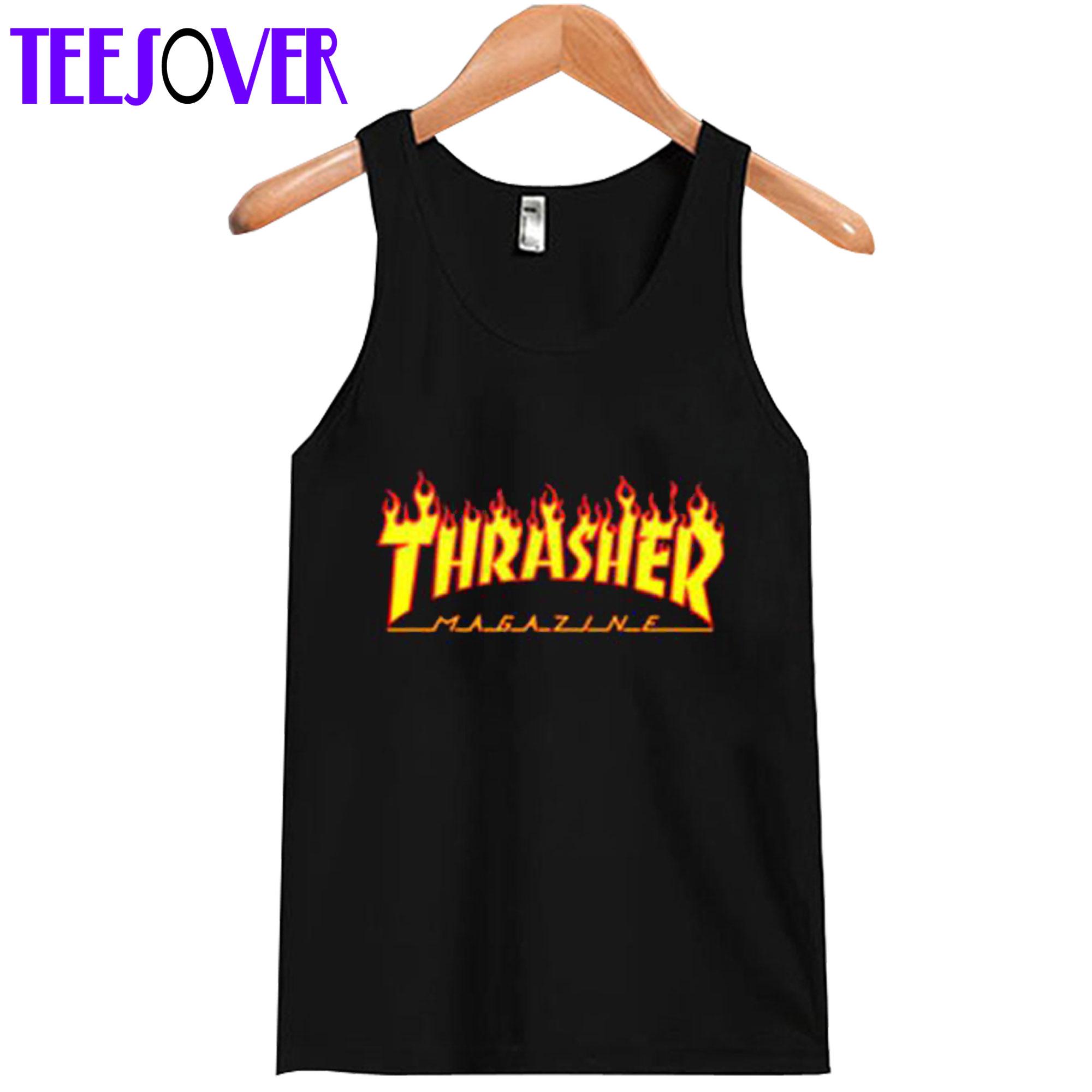 Thrasher Magazine Tanktop