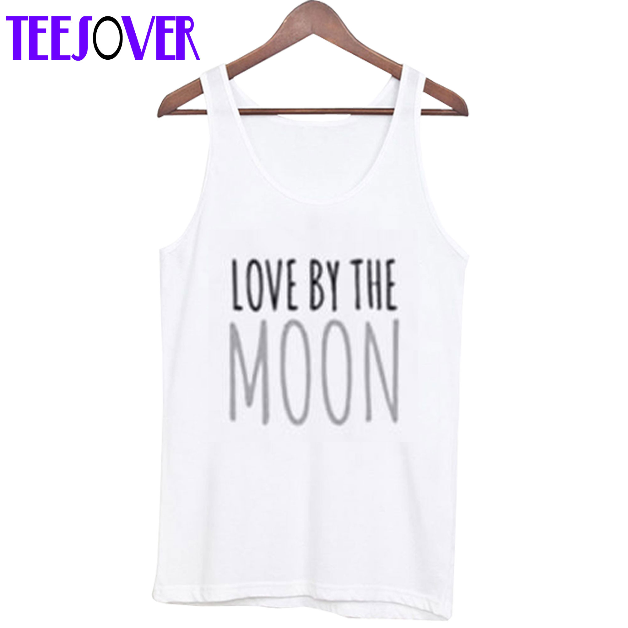 love by the moon tank top