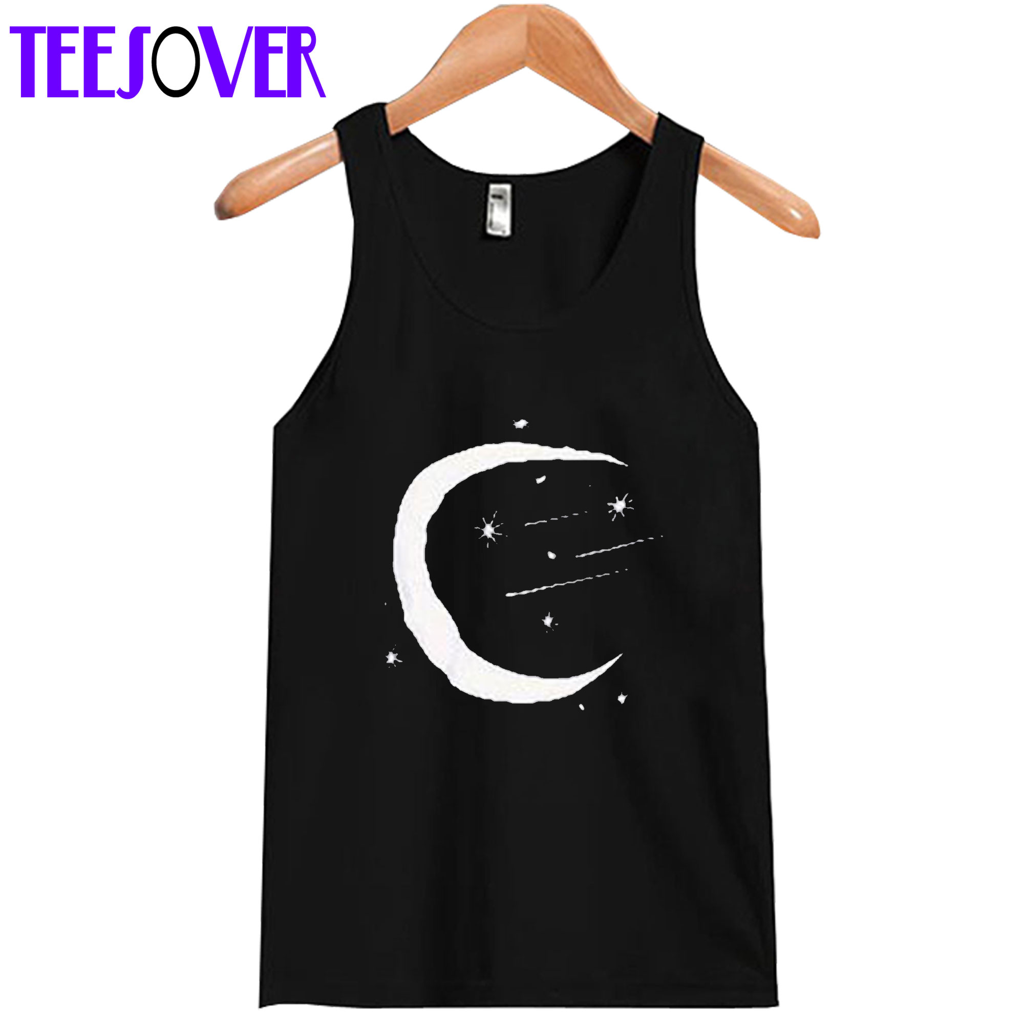 the moon tanktop