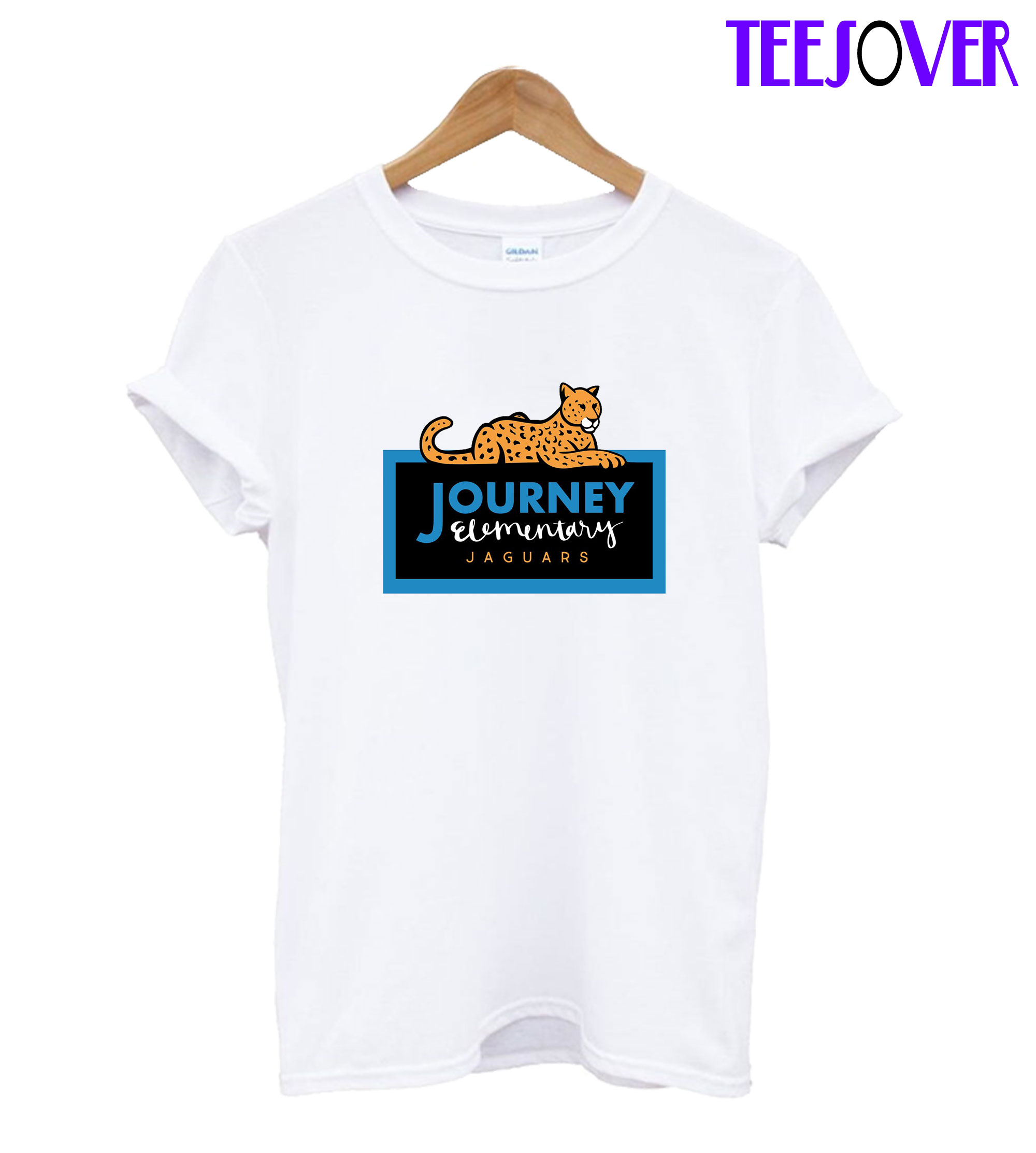 Journey Elementary Logo T-Shirt
