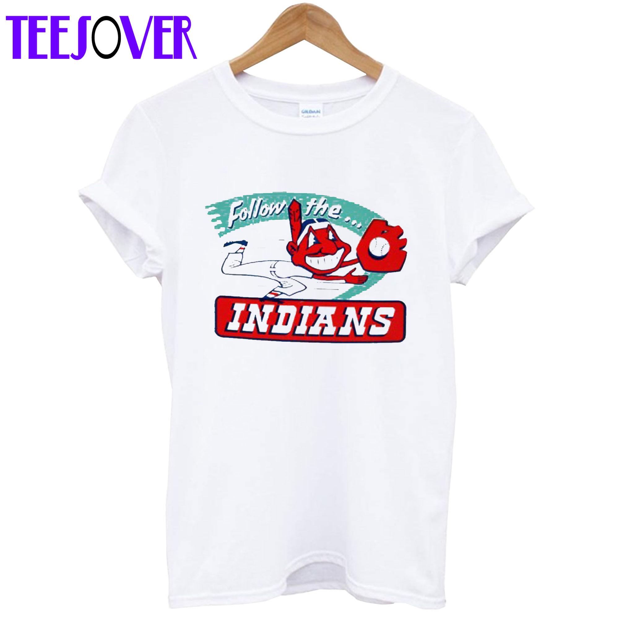 1954 Cleveland Indians T-Shirt