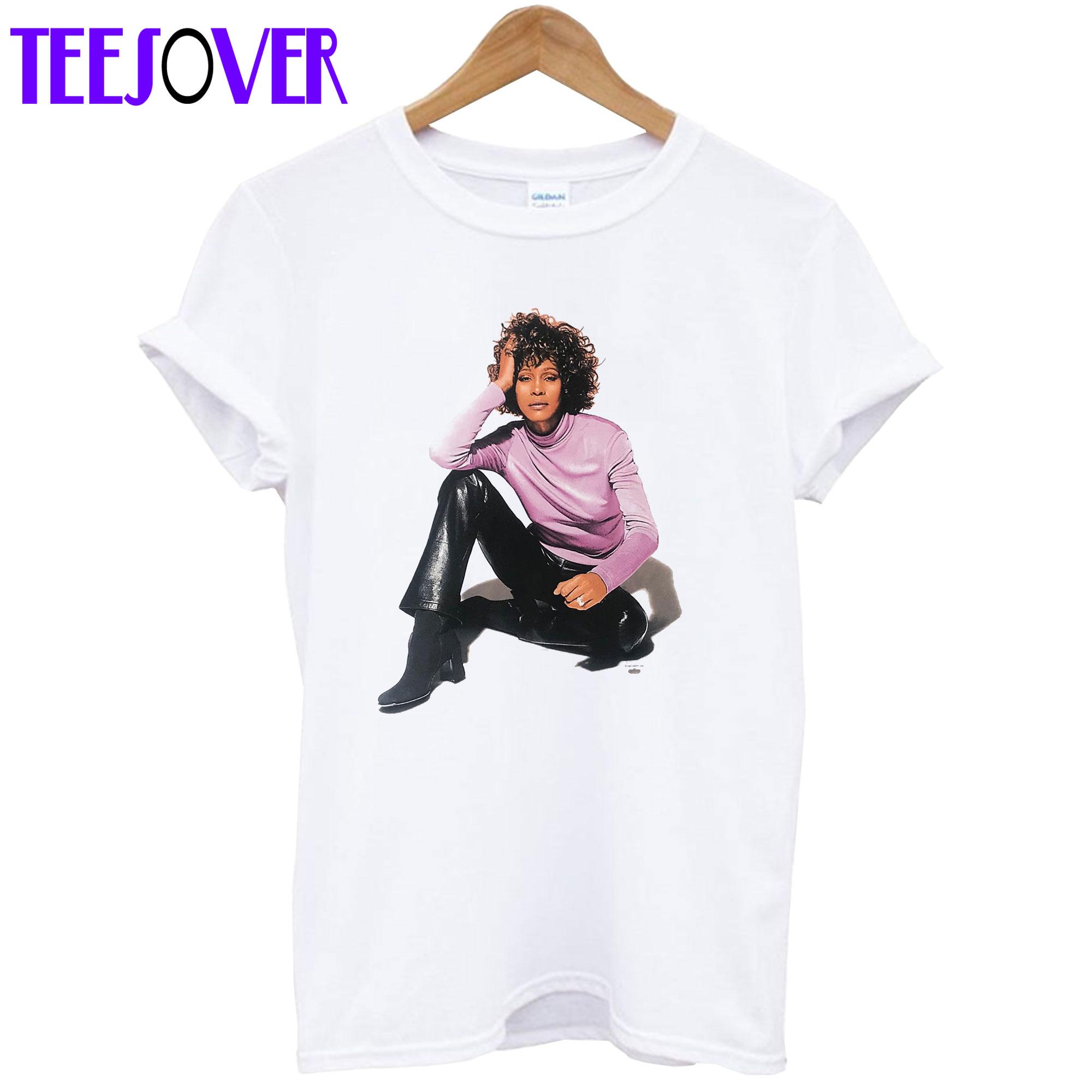 1997 Whitney Houston World Tour Vintage T-Shirt
