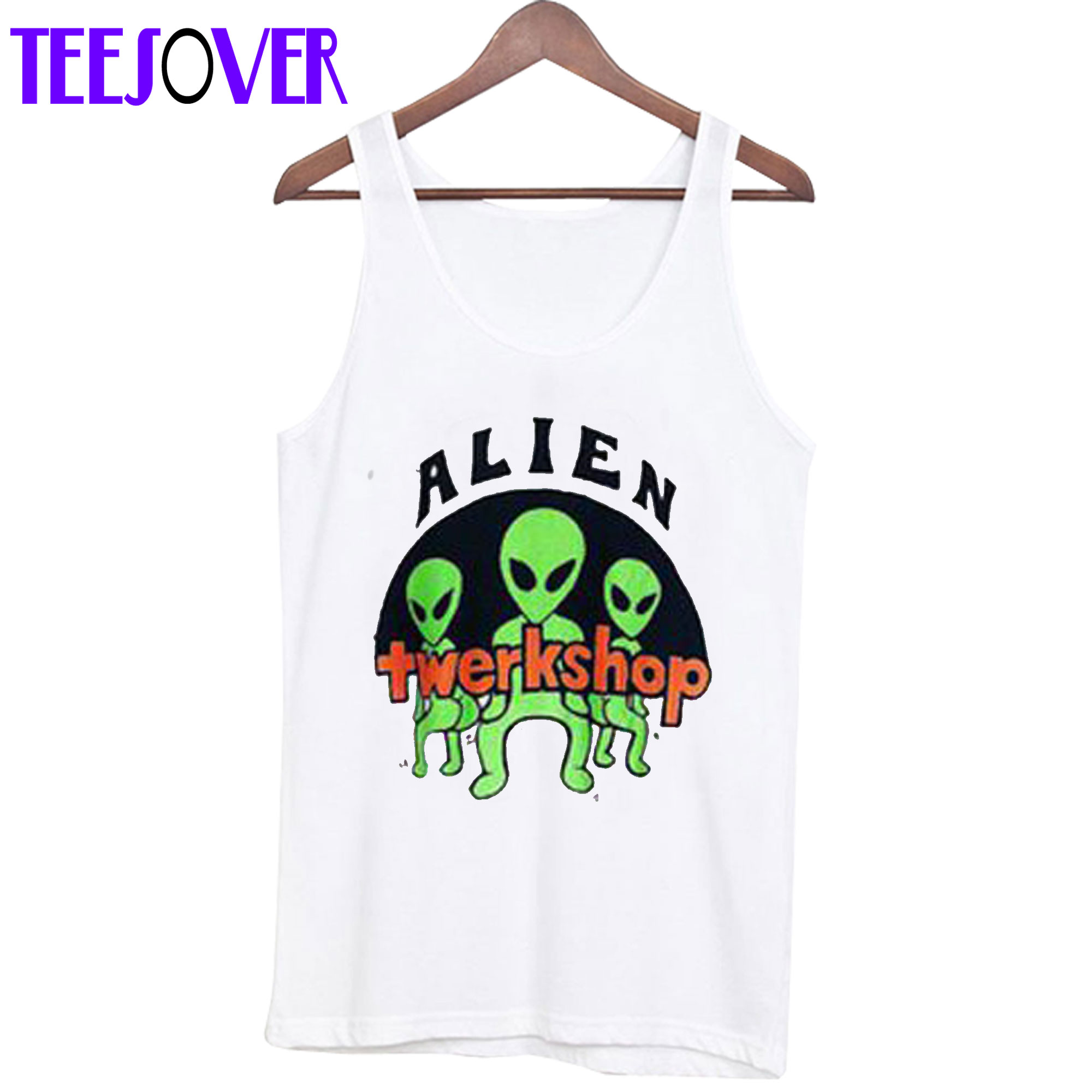 Alien Twerkshop Tank top