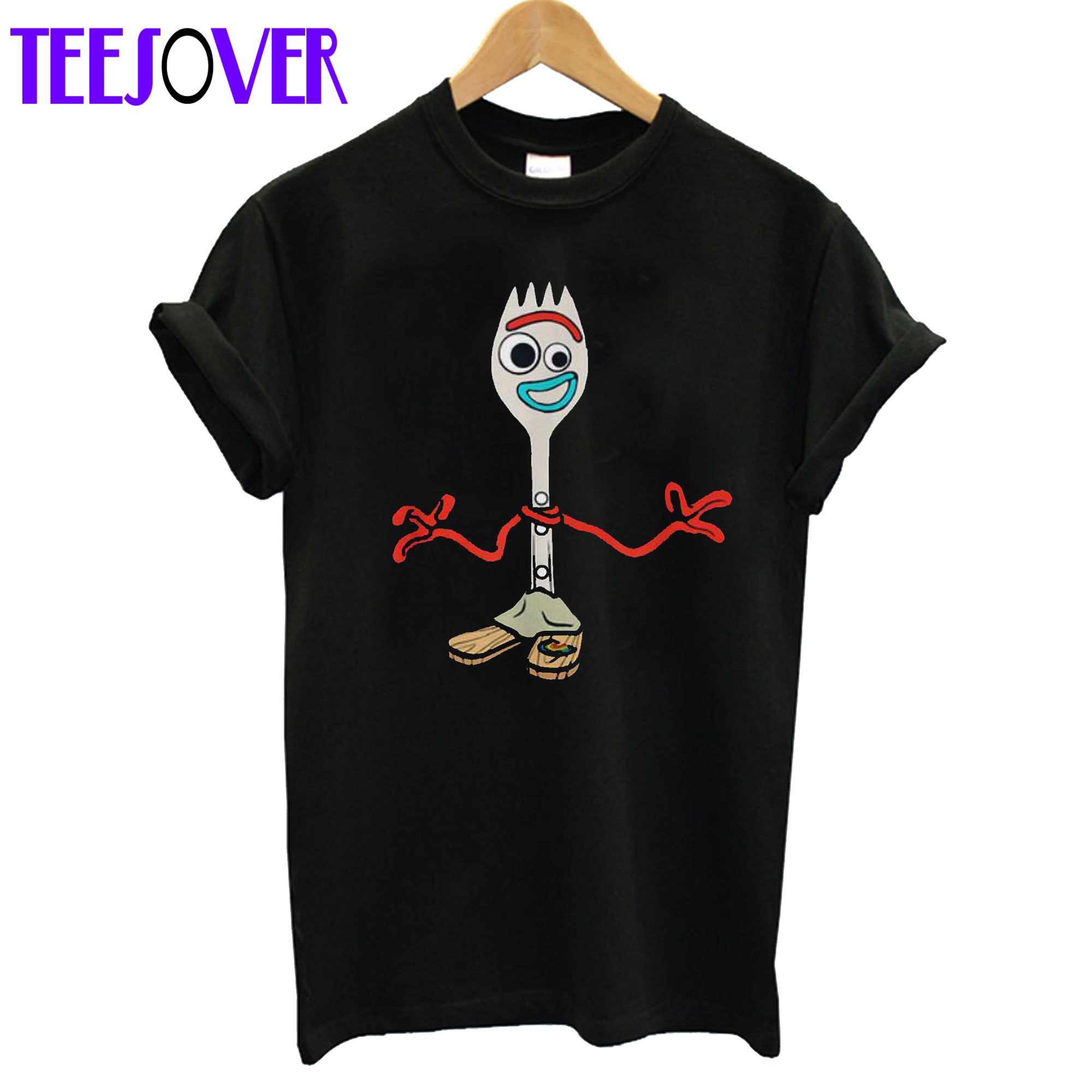 Toy Story 4 Forky's T-Shirt