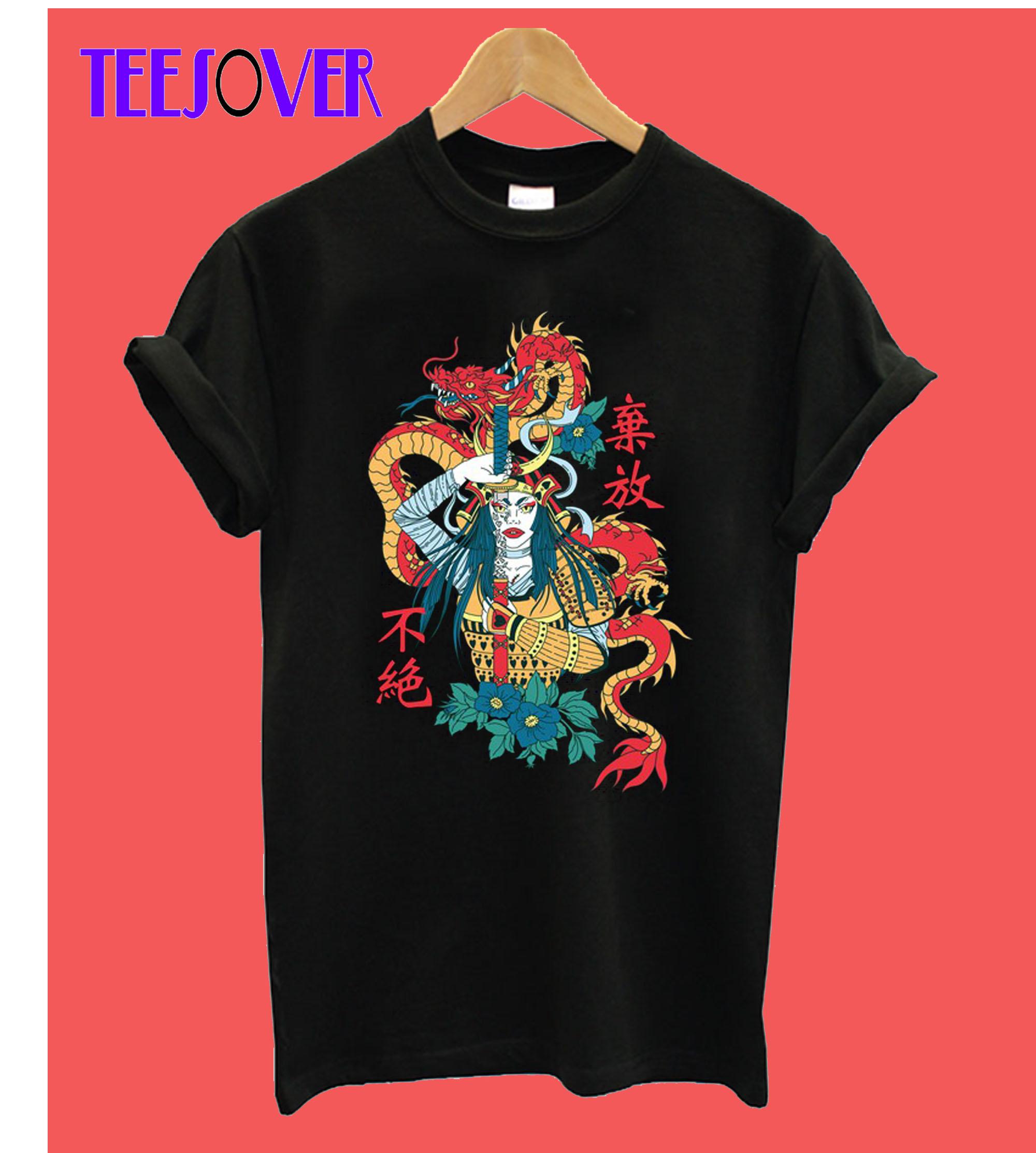 Tokyo Design T-Shirt
