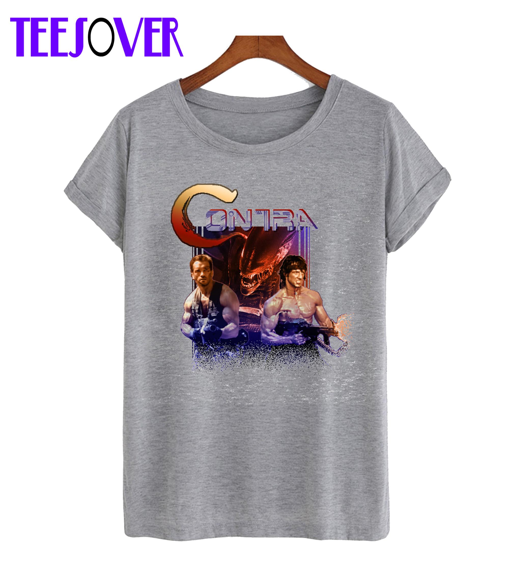 Contra Ripoff T-Shirt