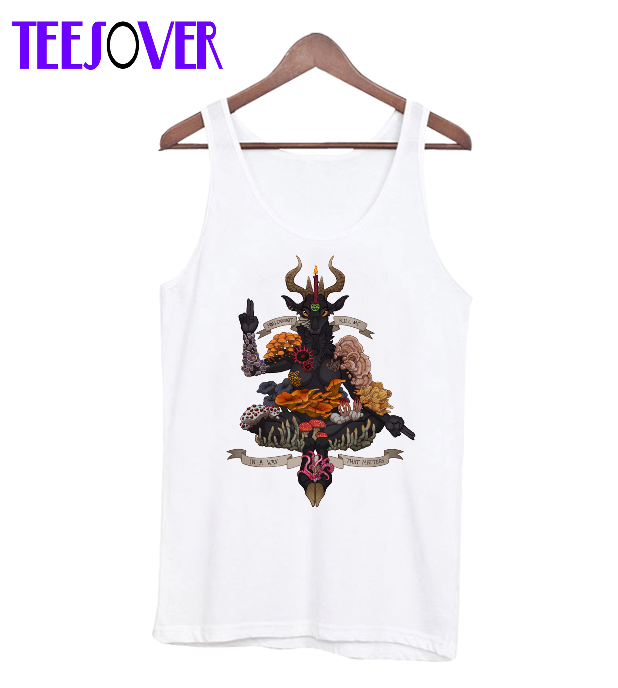 Tell Me the Name of God Tank Top