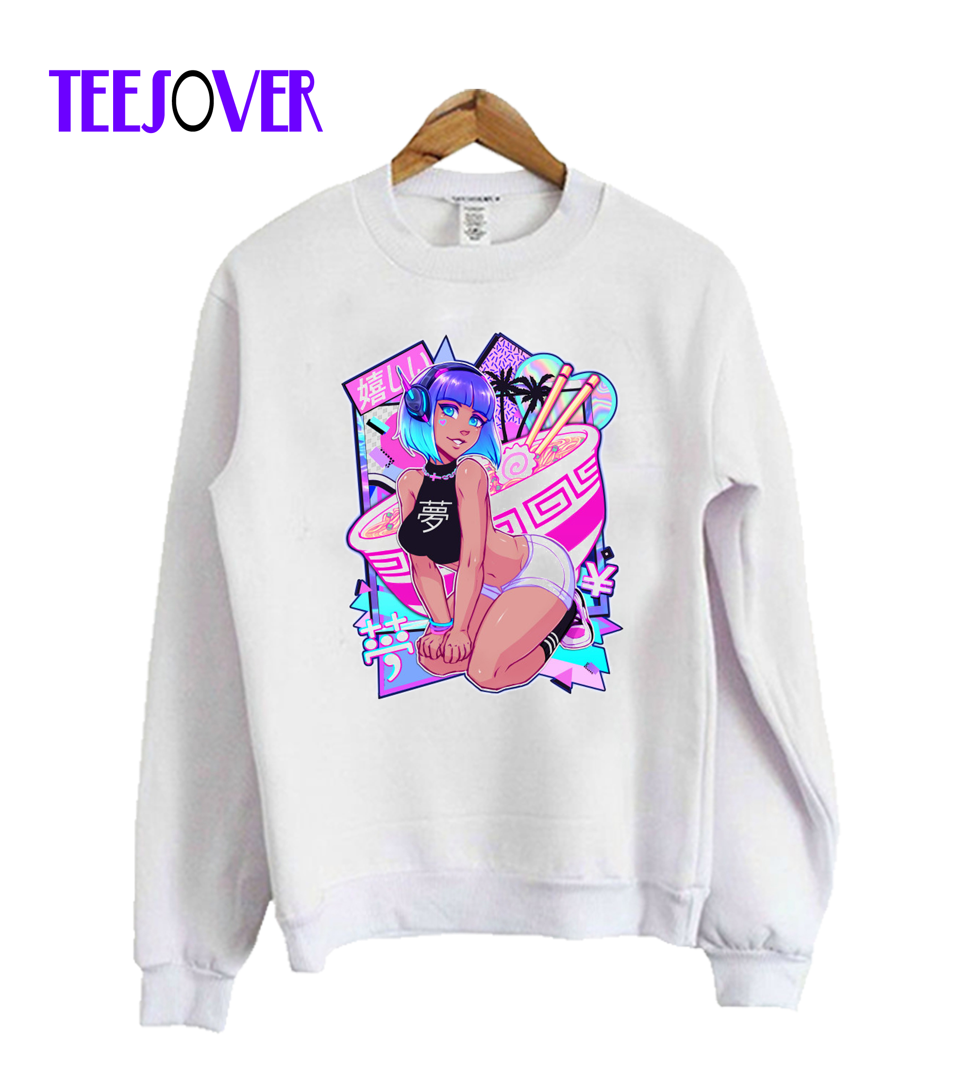 dream girl Crewneck Sweatshirt