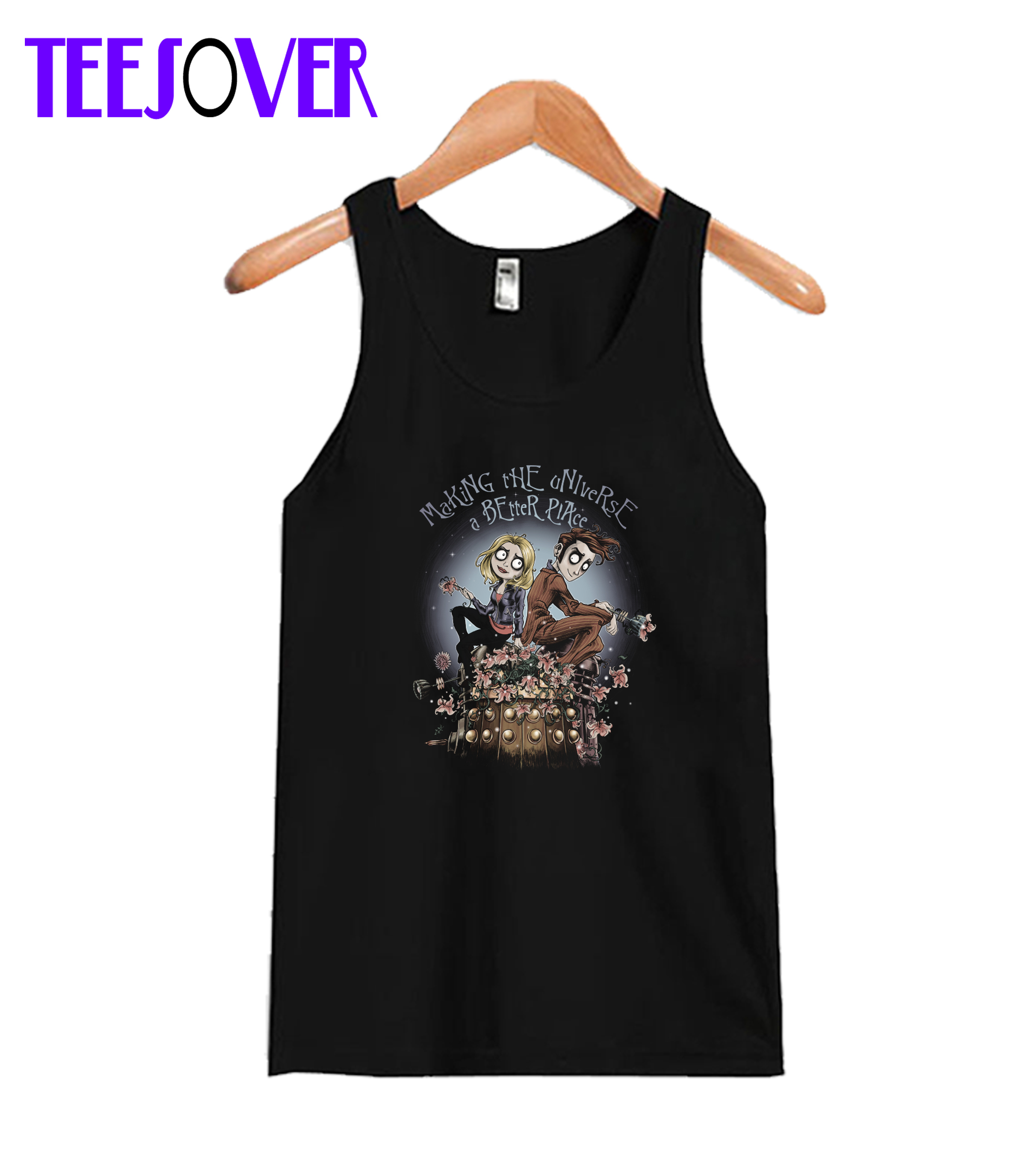 A Better Place Tank Top