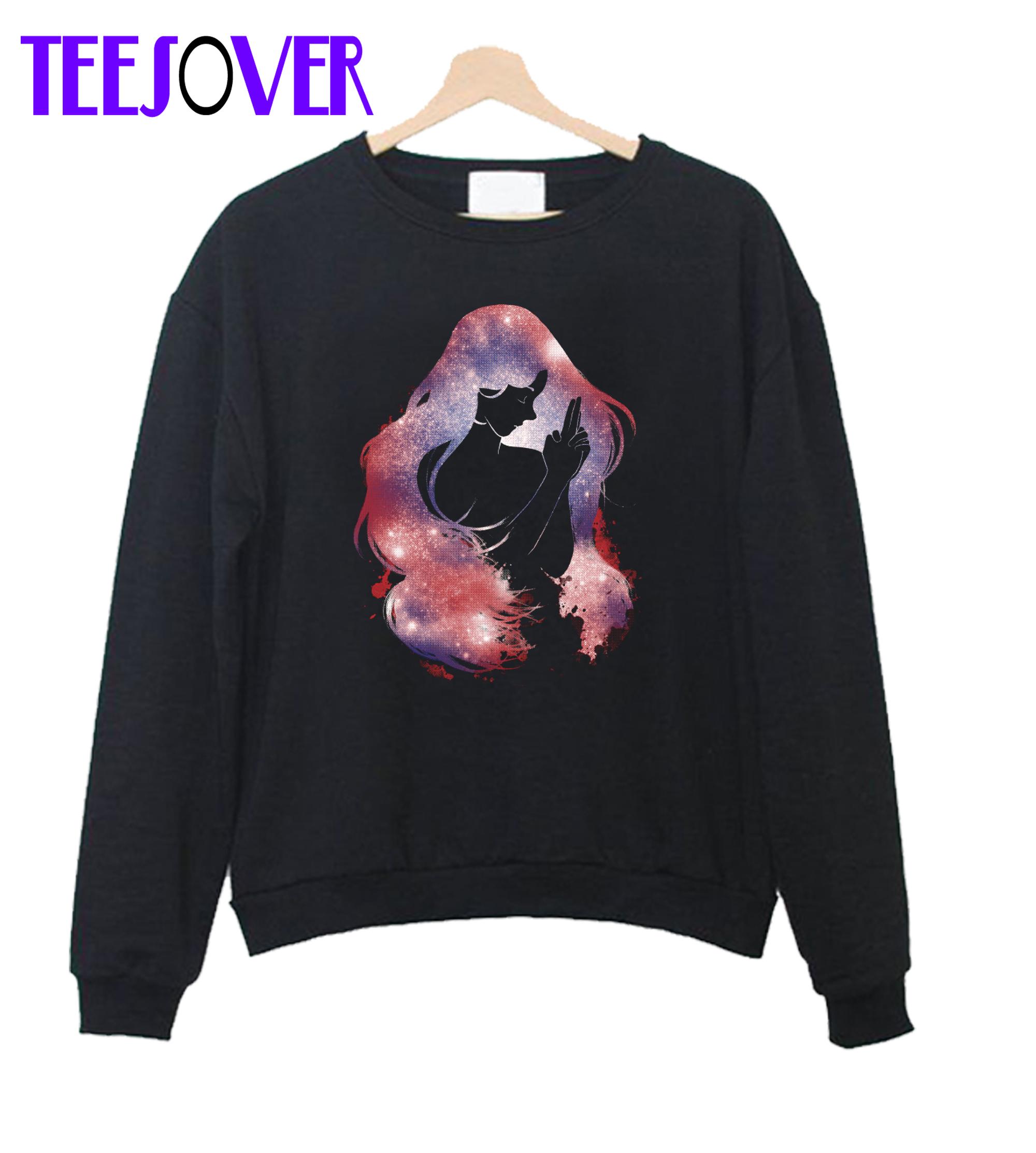 Sailor Mars Crewneck Sweatshirt