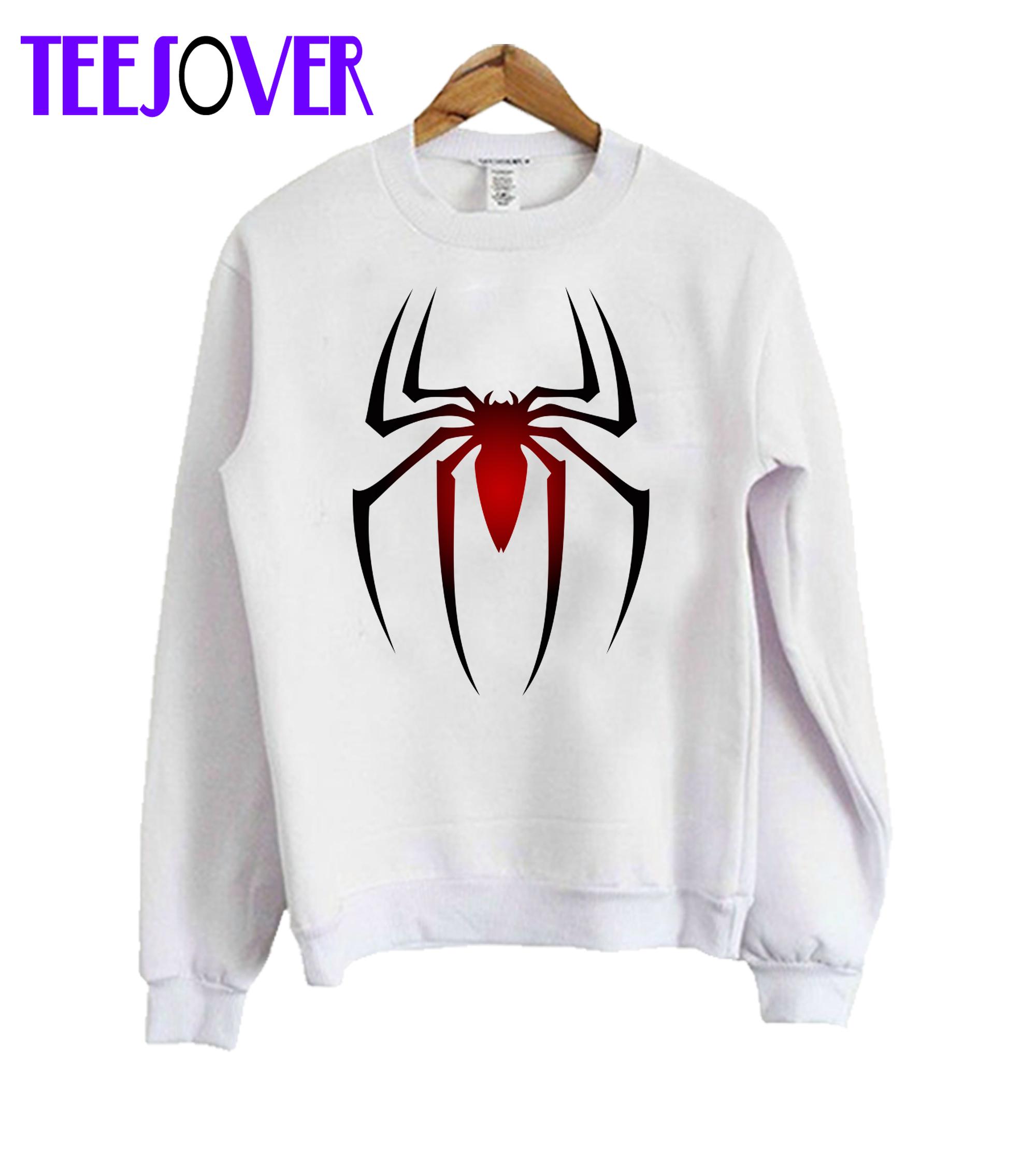 Spiderman Crewneck Sweatshirt